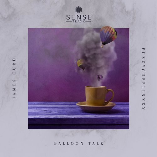STRXX0012 - James Curd featuring Fuzzy Cufflinxxx - Balloon Talk