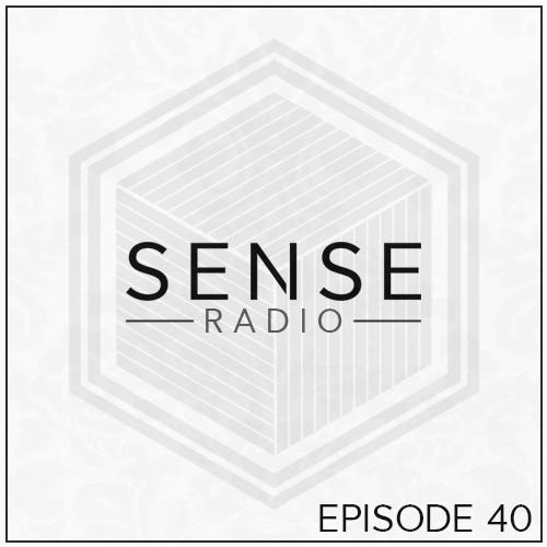 40. Sense Radio Show 08.08.16 Guest Mix Vangelis Kostoxenakis