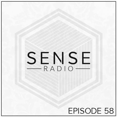 58. Sense Radio Show 15.05.17 Guest Mix Simon Shaw (Live Set)