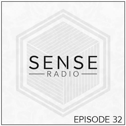 32. Sense Radio Show 18.04.16 Guest Mix Jhonsson