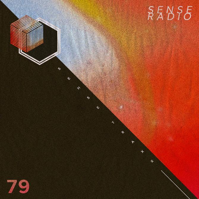 79. Sense Radio Show 14.05.18 Guest Mix DJ Caspa