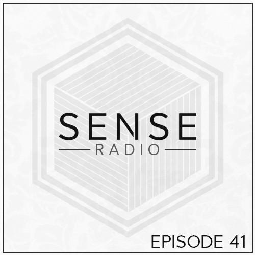 41. Sense Radio Show 22.08.16 Guest Mix Rich Wakley