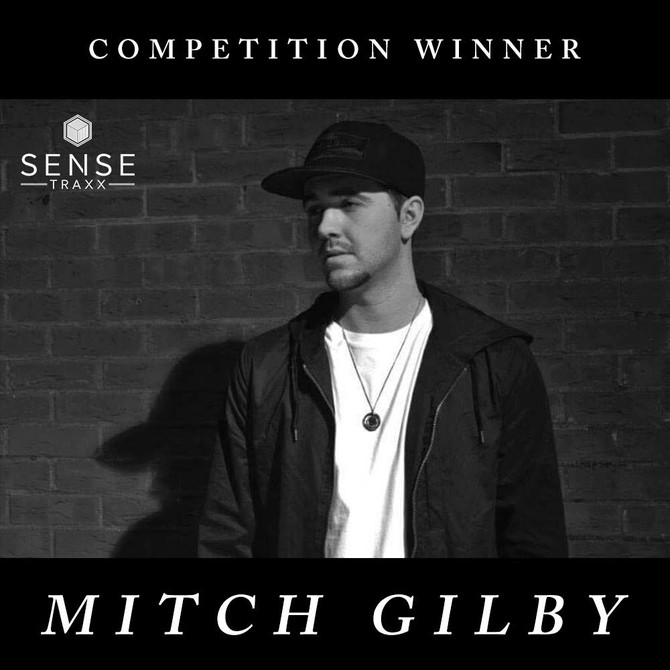 Sense Traxx: Competition Winner: Mitch Gilby