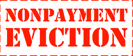 KNOW YOUR RIGHTS: EVICTION FOR NONPAYMENT OF RENT