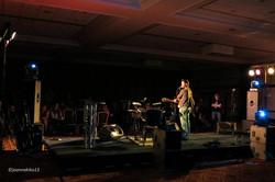 Matthew Huff & audience Nov 13