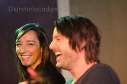 Jenn Bostic & Matt Lande