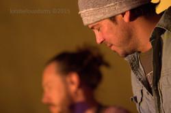 Christian Kane & Steve Carlson