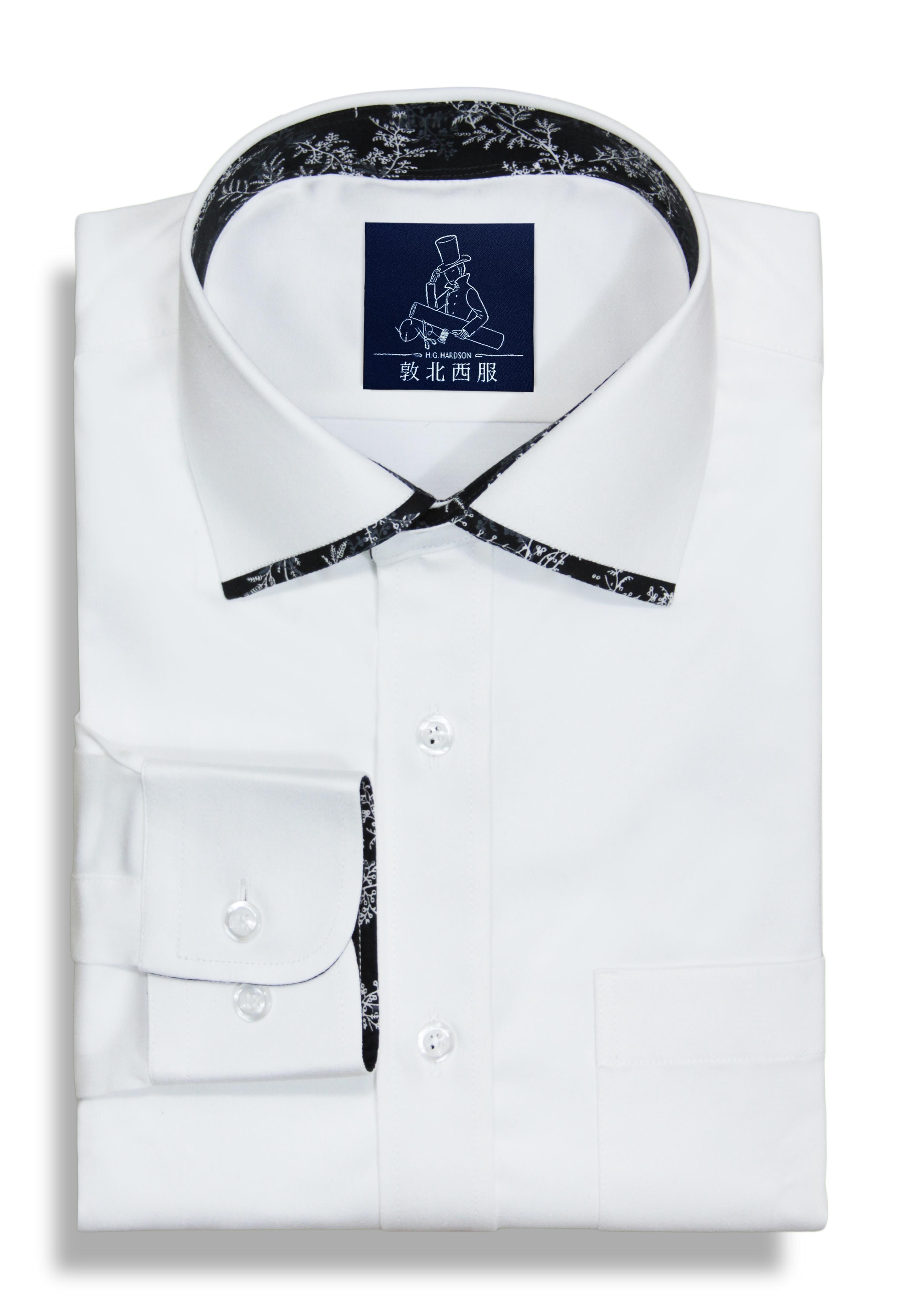 設計款滾邊純棉襯衫