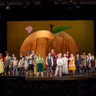 """""""James and the Giant Peach, Jr."""" photos by Justine Wildauer of Wildauer Photography"""