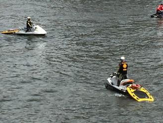 【調査報告】隅田川と神田川の交流付近における、水上オートバイの航行実態調査報告