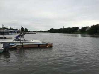 【航行注意】中川や大場川で、水上オートバイへの苦情が頻発しています