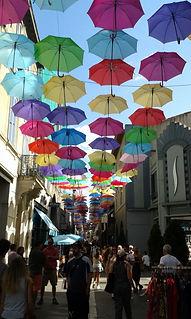 Rue Courtejaire de la Bastide de Carcass