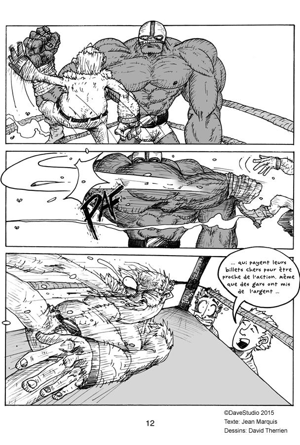 Bande dessinée québécoise