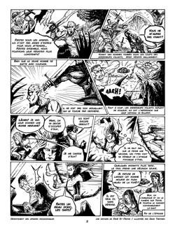 Bande dessinée personnalisée