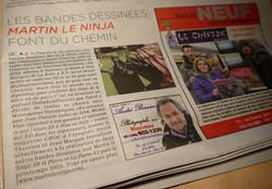 Journal L'Écho du Nord