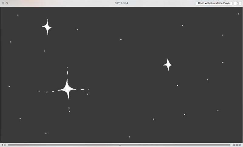 Animation 2D dans Adobe Animate CC