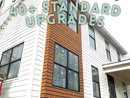 SYMBI's 40+ Standard Upgrades