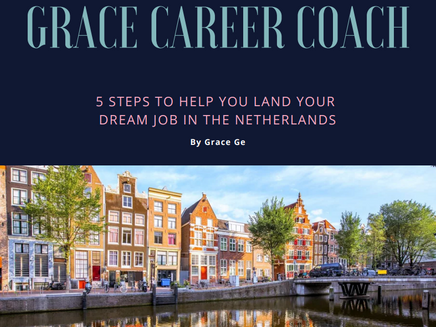 5 Steps To Help You Land Your Dream Job