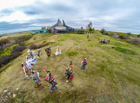 First Nations Kultur zum Anfassen in Wanuskewin