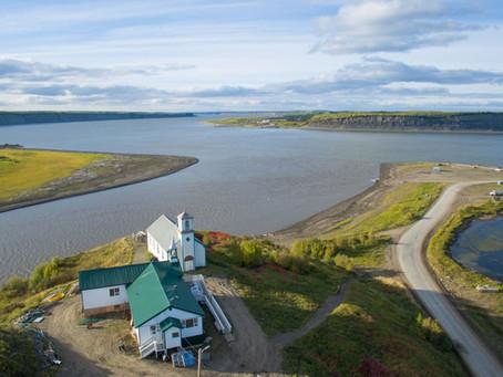 Der mächtige Mackenzie: Kanadas coolster Wasserweg
