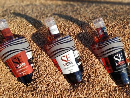 Pressemeldung: Black Fox Farm & Distillery glänzt mit neuem SE Eleven Whisky aus Saskatchewan