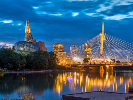 48 Stunden in Winnipeg
