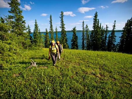 """Saskatchewans Meadow Lake Provincial Park: Prädikat """"familientauglich""""!"""