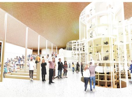 2020: Eröffnung des WAG Inuit Art Centre in Winnipeg