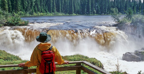 Bilderbuch-Panorama:  10 spektakuläre Ausblicke in Manitoba