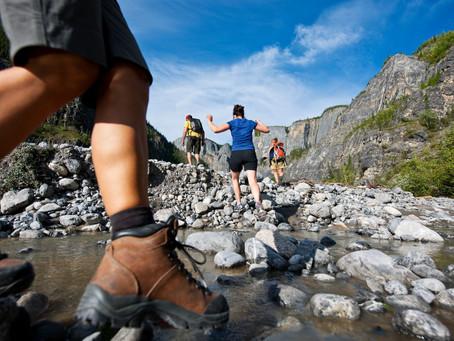 Ein Nationalpark für jeden Geschmack in den Northwest Territories