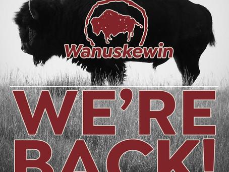 Pressemeldung: Rückkehr der Bisons nach Wanuskewin