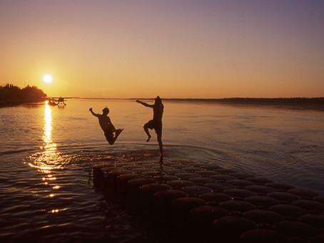 Zehn magische Momente unter der Mitternachtssonne der Northwest Territories