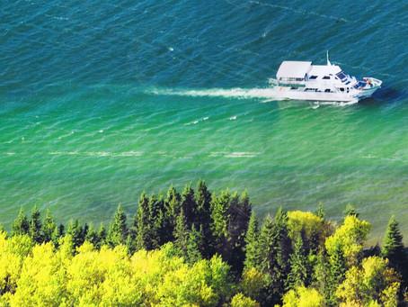 Wasserperspektive: Manitoba per Boot erleben