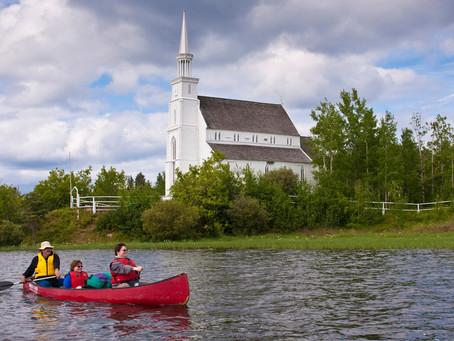 Kultur am Wegesrand: Historische Wahrzeichen beim Roadtrip durch Saskatchewan