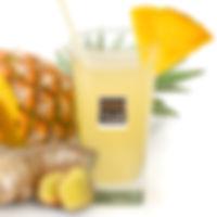 Jus de Gingembre Ananas - YAR