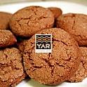 Biscuits sablés aux gingembres confits