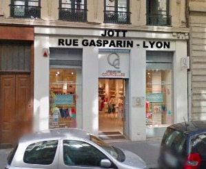 JOOT - RUE GASPARIN LYON