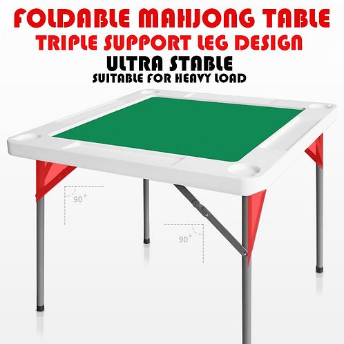 Foldable Mahjong Table Poker Table