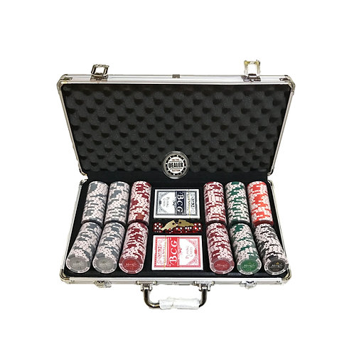 Monte Carlo Millions 300s Poker Chip Set