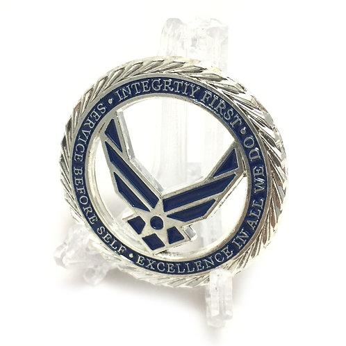 US Air Force Poker Card Guard