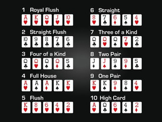 Learning to play Texas Hold'em for Beginners!