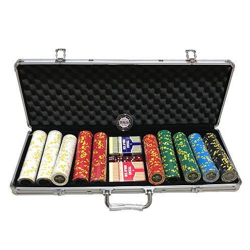 Royals 500s Poker Chip Set (Premium)