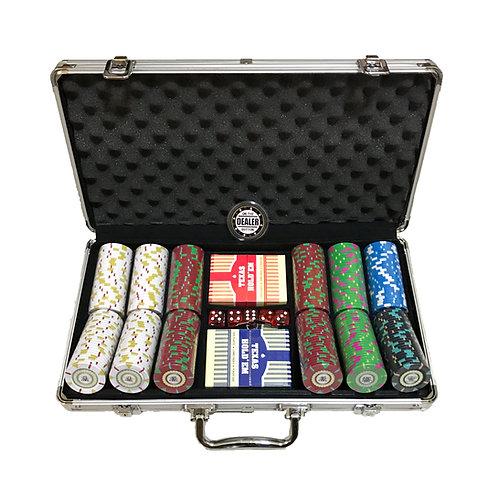 Monaco Club 300s Poker Chip Set (Premium)