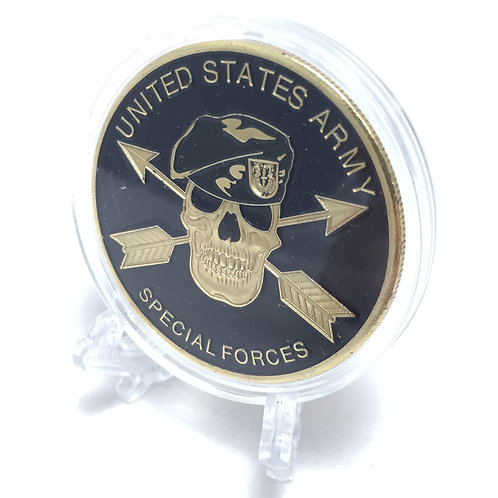 US Special Forces Poker Card Guard