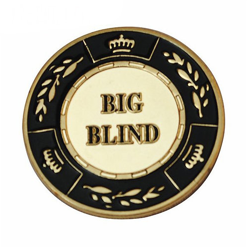 Big Blind Poker Card Guard
