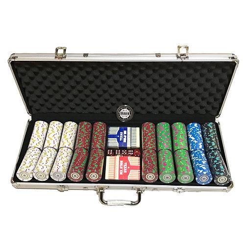 Monaco Club 500s Poker Chip Set (Premium)