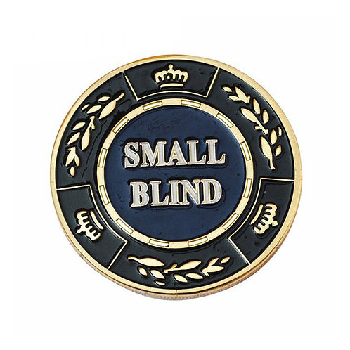 Small Blind Poker Card Guard