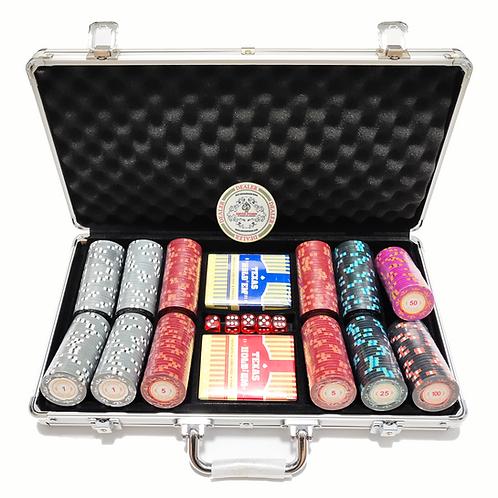 Casino Royale 300s Poker Chip Set (Premium)