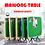 Thumbnail: Foldable Mahjong Table (Wood and metal options)