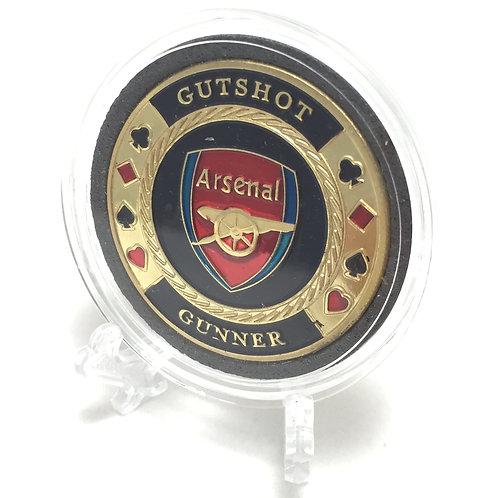 Arsenal Football Club Poker Card Guard